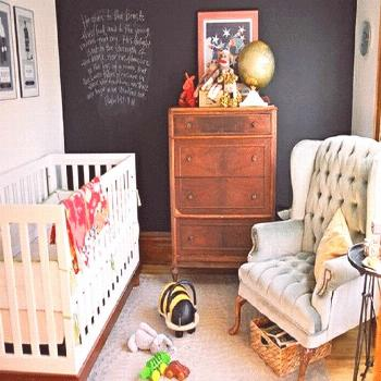 Eclectic Nurseries That'll Steal Your Heart#eclectic