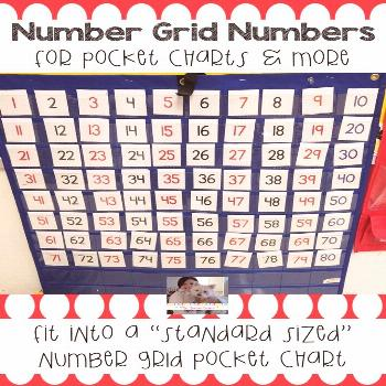 Number Grid Numbers Do your number grid numbers look faded and old? Did you lose any of your number