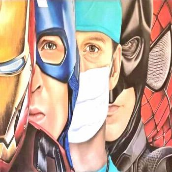 When ordinary humans rise to become saviors and superheroes